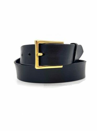 leather men's belt australia
